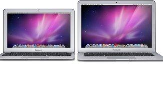 Firmware-Update für MacBook Air behebt Probleme beim Aufwachen aus Ruhezustand