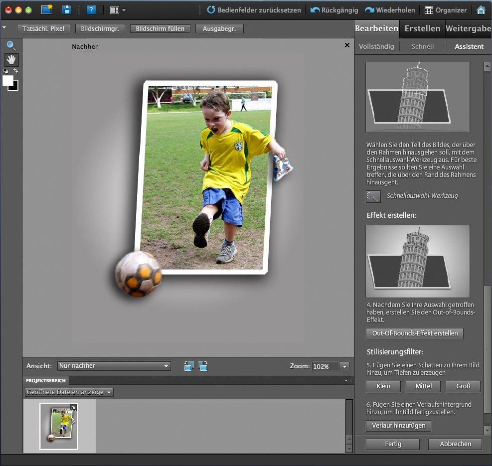 Adobe Photoshop Elements 9 im Test