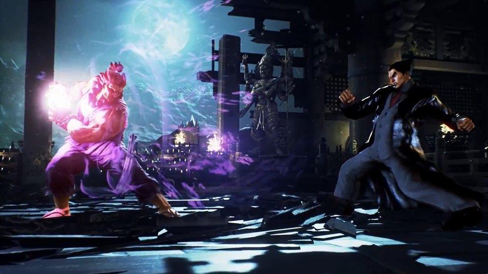 Tekken 7: Akuma ist der überraschende Neuzugang in der Kämpferriege.