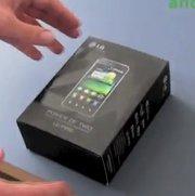 LG Optimus Speed im Unboxing-Video