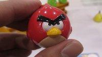 Angry Birds bald auch als Brettspiel von Mattel