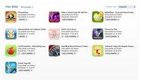 New Year, New You: AppStore-Bereich für die Neujahrsvorsätze