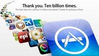 10 Milliarden App Store Downloads: Zahlen und Fakten
