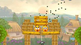 Cover Orange: Niedliches Spiel für iPhone und iPad