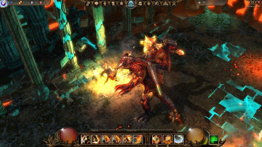 Drakensang Online: Die Nebula-Engine macht aus dem Browsergame einen würdigen Diablo-Klon
