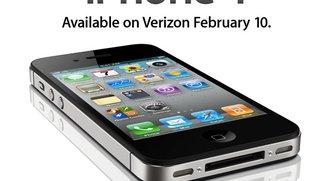 Verizon-iPhone 4 bringt neues Antennendesign und WLAN-Hotspot-Funktion