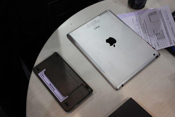 iPad 2 Attrappe: Echte Hardware von Apple?