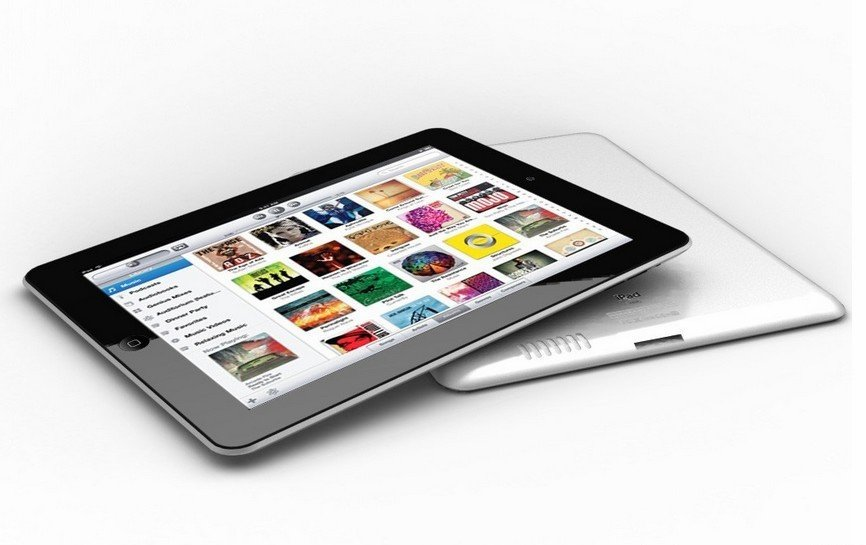 Pics of the Day: iPad 2 Mockups