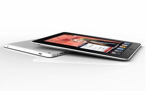 iPad 2 Rendering