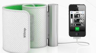 Das iPhone als Blutdruckmessgerät