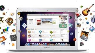 Update auf OS X 10.6.6 bringt Mac App Store mit