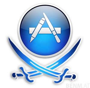 Mac App Store Piraterie