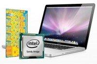 MacBook Pro with Intel Sandy Bridge Prozessoren
