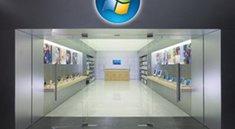 Microsoft eröffnet neuen Laden - natürlich neben einem Apple Store