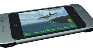 CES: Mophie Pulse Gamegrip für iPod touch