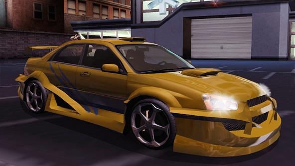Need For Speed Underground 2: Cheats für unendlich Geld