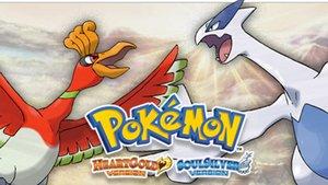 Pokémon SoulSilver & HeartGold