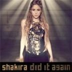 "Shakira wieder solo, ""Did it Again"" (Ranny's Sunset Mix) kostenlos downloaden"