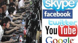 Chinesische Regierung will VoIP-Dienst Skype verbieten