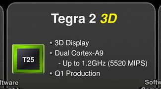 Nvidia stellt mobilen 3D-Prozessor vor