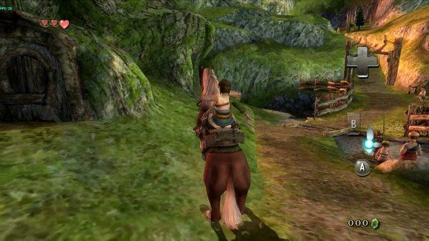 The Legend of Zelda Twilight Princess HD: Gibt es ein Dungeon nur für Amiibo-Besitzer?