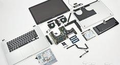 iFixit nimmt MacBook Pro 15 Zoll auseinander