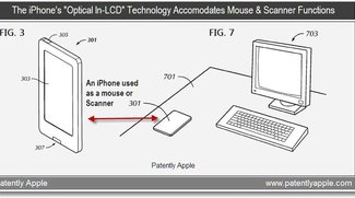 Apple-Patente: Optische Sensoren im Display und OLED-Touchscreens