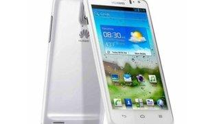 Huawei Ascend D1 Quad XL: Ab sofort verfügbar