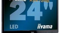 iiyama ProLite X2472HD: Stromsparender Full-HD-Monitor