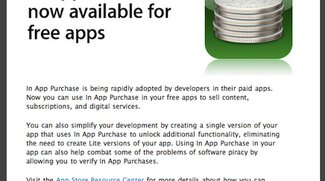 Lodsys-Rechtsstreit: Apple lässt Entwickler im Stich