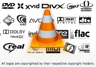 MTS Datei mit VLC media player