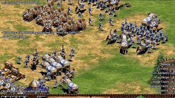 Age Of Empires und Co.: Handeln und Kämpfen durch die Menschheitsgeschichte