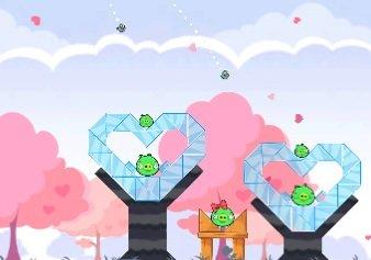 Apps zum Valentinstag: Angry Birds, Cut the Rope und mehr