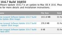Neuer OS-X-Build für Entwickler