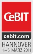 CeBIT 2011: Cloud Computing, die Daten in der Wolke