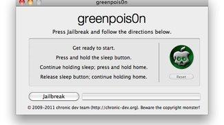 greenpois0n RC6.1 und sn0wbreeze 2.2.1: Neue Versionen umgehen iBooks-Sperre