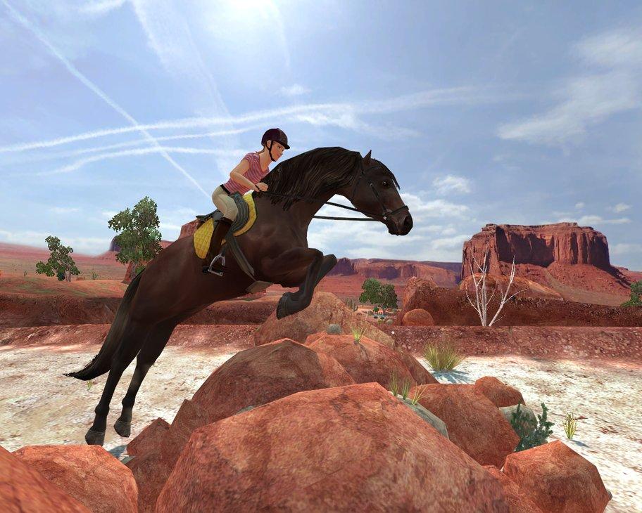 Horse Life: Freunde für immer - Sprung und Sieg