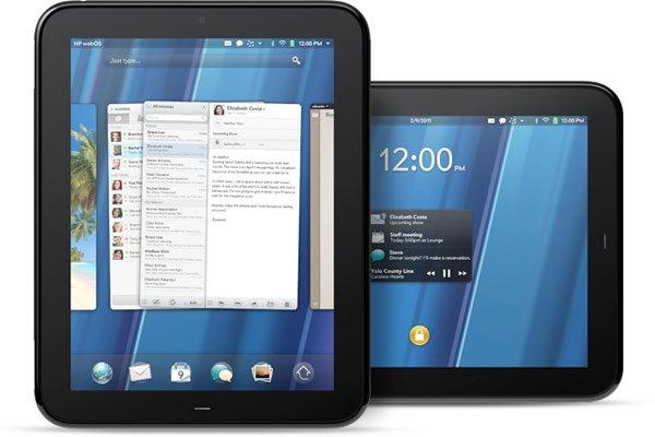 HP TouchPad mit iTunes Synchronisation