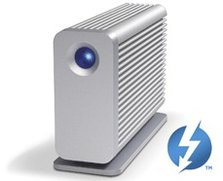 Erste externe Festplatte mit Thunderbolt von LaCie
