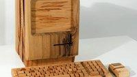 Edles Zubehör aus Holz für Mac, iPhone und iPad