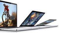 Alten Mac gegen neues MacBook Pro eintauschen