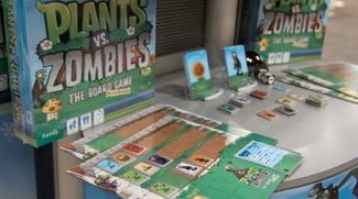 Plants vs. Zombies als Mac App und als Brettspiel