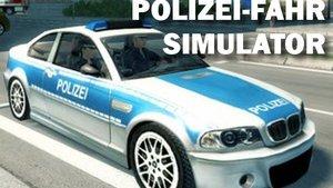 Polizei-Fahr-Simulator