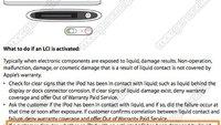 Feuchtigkeits-Indikatoren: Apple in iPod-Garantiefällen nun weniger streng