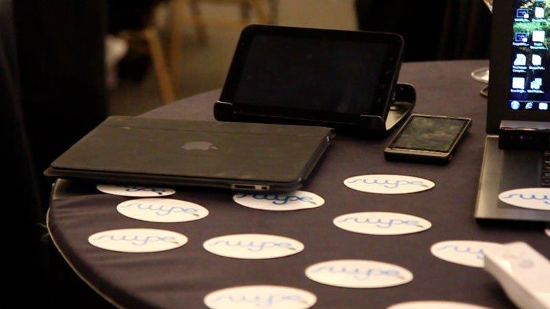 MWC 2011: Swype - für iPad [Video]