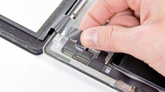 iPad 2 in Einzelteile zerlegt
