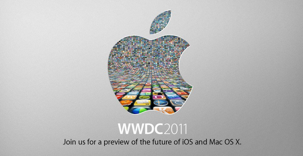 Apple WWDC 2011: 6. bis 10. Juni