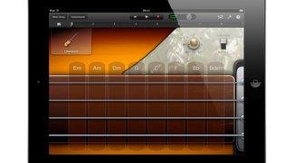 GarageBand für iPad: Instrumenten-Box und Aufnahmestudio