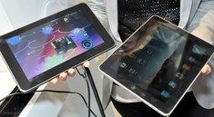 iPad-Konkurrenz: Tablets von LG, AOC und Smartbook gegen den Marktführer