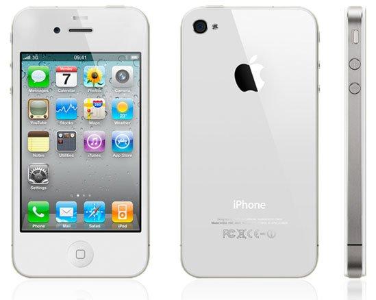 Weisses iPhone 4: Laut Apple VP Phil Schiller diesen Frühling